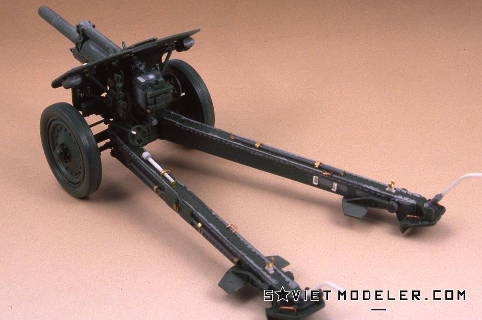 CAÑON 122 MM M-30